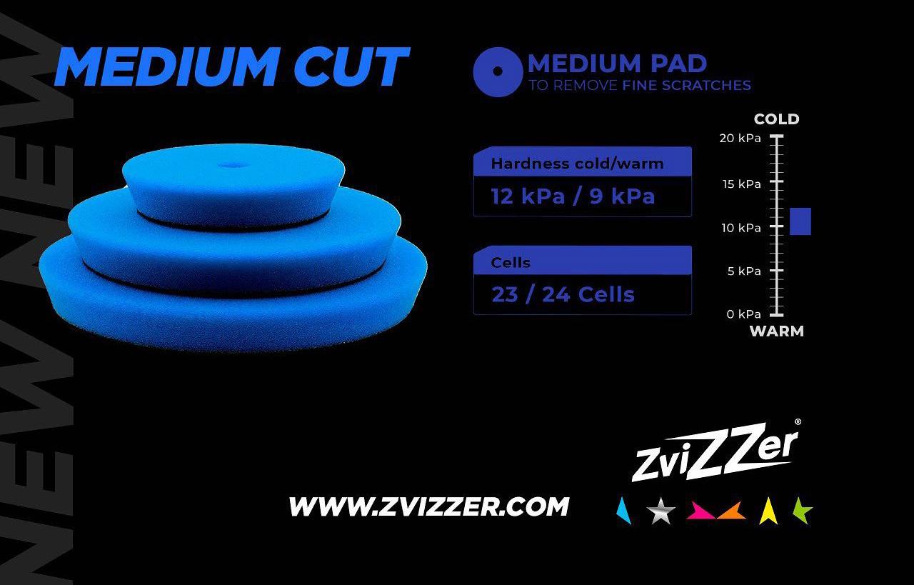 Zvizzer Thermo Pad - Medium Cut