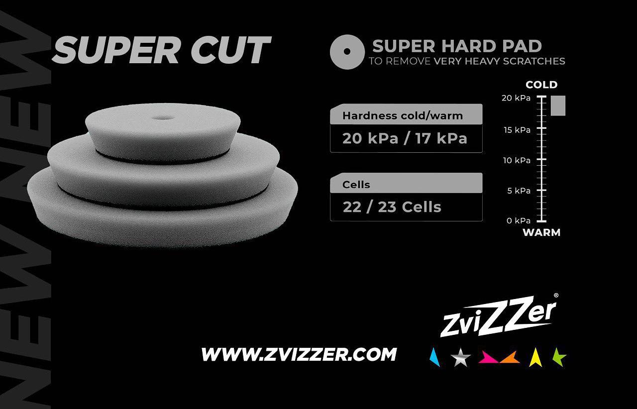 Zvizzer Thermo Pad - Super Cut